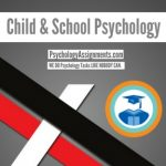 Child & School Psychology