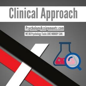 Clinical Approach Assignment Help