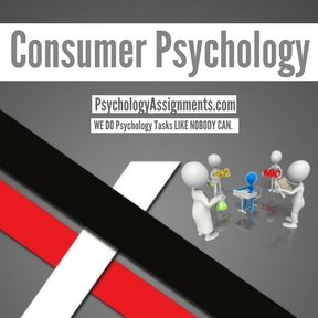Consumer Psychology Assignment Help