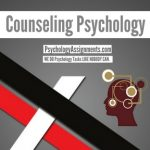 Counseling Psychology