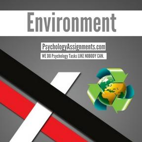Environment Assignment Help
