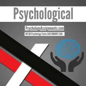 Psychological Assignment Help
