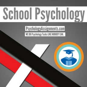 School Psychology Assignment Help
