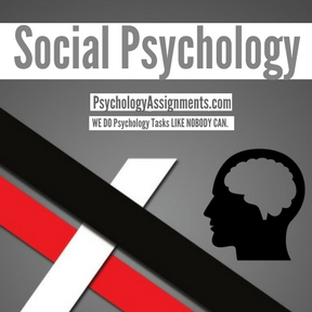 Social Psychology Homework Help
